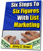 Thumbnail *NEW!* 6 Steps to 6 figures with List Marketing with MRR