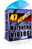 Thumbnail *New!* 47 Newbie Marketing Videos --Private Label Right*