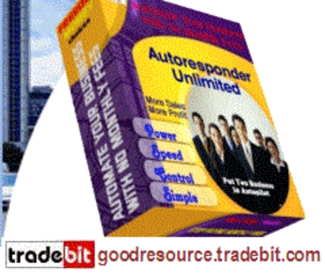 Product picture *New* Autoresponder Unlimited with Mrr + Bonus