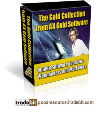 Product picture *New* Gold Collection from AX Gold Software (Mrr)