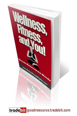 Product picture *New* Wellness, Fitness and You! PLR