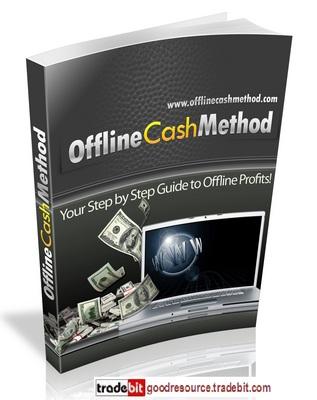 Product picture *New* Offline Cash Method PLR