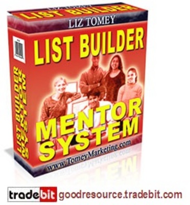 Product picture *NEW* List Builder Mentor System with Mrr