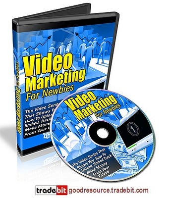 Product picture *New* Video Marketing for Newbies Mrr
