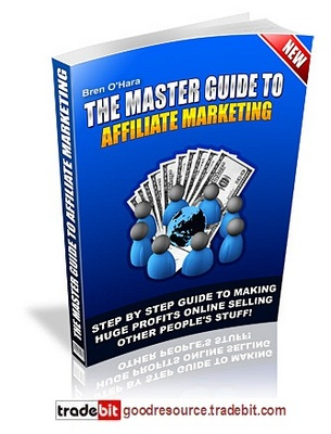 Product picture *New* The Master Guide to Affiliate Marketing with Mrr