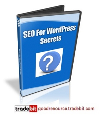 Product picture *New* SEO for Wordpress Secrets Videos with MRR
