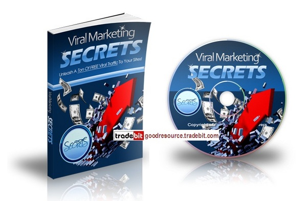 Product picture *New* Viral Marketing Secrets with Mrr