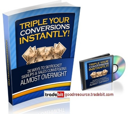 Product picture *New* Triple Your Conversions Instantly with Mrr